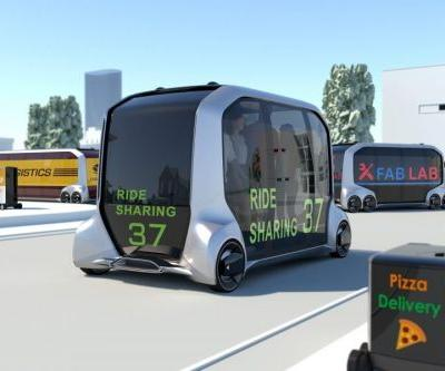 Toyota, Ford, Aptiv, Baidu Lead Crowd Pushing Mobility at CES