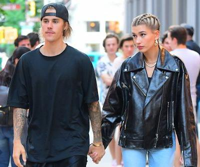 Justin Bieber and Hailey Baldwin have already synchronized their style