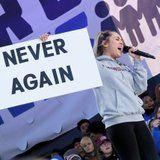 """Miley Cyrus Performs a Powerful Rendition of """"The Climb"""" at March For Our Lives"""