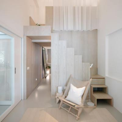 Apartment Renovation in Singapore / Studio Wills + Architects