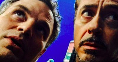 Infinity War Selfie Reunites the Science Bros.Mark Ruffalo
