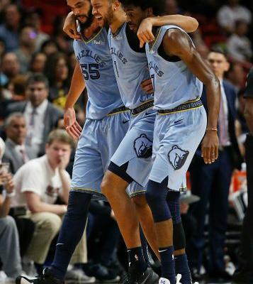 Grizzlies' Kyle Anderson to miss at least 2-4 weeks