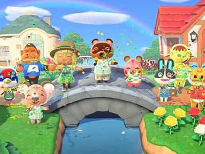 Animal Crossing: New Horizons hits 5 million physical units sold in Japan