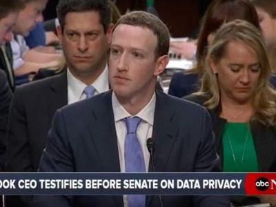Out of Touch Senators Mocked For Questions in Zuckerberg's Facebook Hearing: 'What is a Computer'