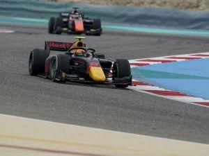 Jehan Daruvala Shunted Out Of F2 Sprint Race in Bahrain