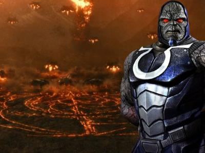 Zack Snyder Reveals Darkseid in the Justice League History Lesson