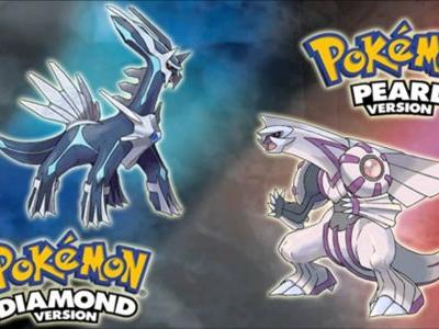 Pokemon Diamond and Pearl Remakes Coming to Switch This Year - Rumour