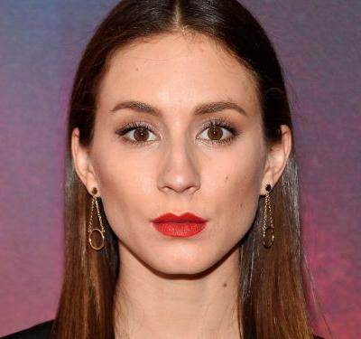 Troian Bellisario's New Hair Color Is 2017's Take On That Lost In Translation Wig