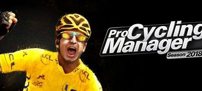 Now Available on Steam - Pro Cycling Manager 2018