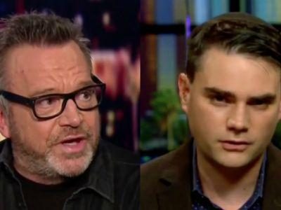 Tom Arnold: 'Pre Pubescent' Ben Shapiro is 'Technically a Man' For The Purposes of a 'Brawl'