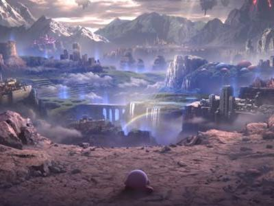 The World of Light has lifted my Spirits for Smash Bros. Ultimate