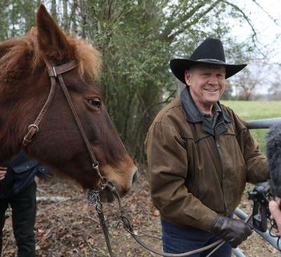 Roy Moore's Horse Inspired The Parody Twitter Account We Never Knew We Needed