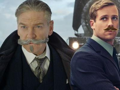 Murder on the Orient Express Followup Death On The Nile Casts Armie Hammer
