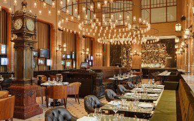Top 10: the best five-star hotels in Amsterdam