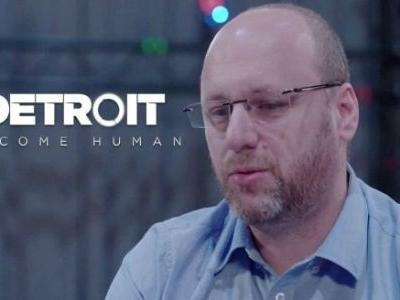 David Cage, Director/Writer of Detroit: Become Human, has an AMA on Reddit Today at 9:30 PST