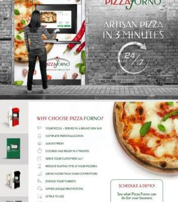 TFI Food Equipment Solutions Launches New Product Line at Toronto's Pizza Fest - Old World Artisan Pizza; New World Tech; It's Pizzaruption