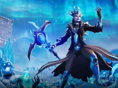 Fortnite Ice Storm challenges - how to destroy Ice Fiends and damage Ice Legion