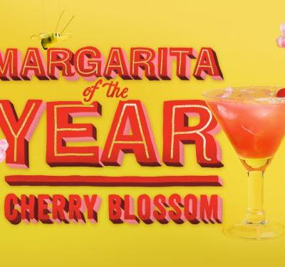 Chili's January 2019 Margarita Of The Month, The Cherry Blossom, Is A Fan Favorite Sip