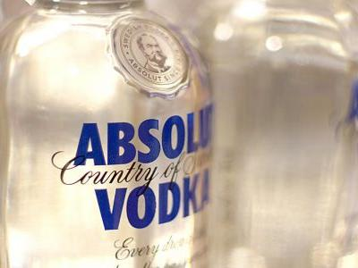 The maker of Malibu rum and Absolut vodka has warned of a 'particularly uncertain' outlook due to the trade war and Brexit