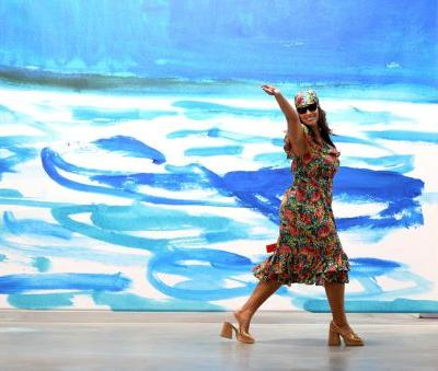 Michael Kors Taps Into Surf Culture for Spring 2019
