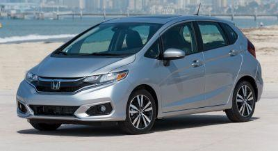 Updated 2018 Honda Fit Now On Sale From $16,190 MSRP