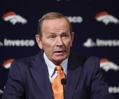 Denver Broncos' owner Pat Bowlen dies at age 75