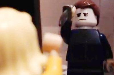 Halloween 2018 Gets the LEGO Trailer TreatmentDirector David