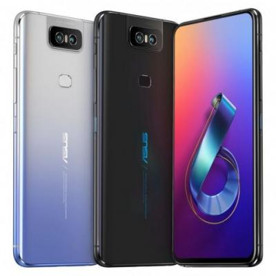 ASUS Zenfone 6 Officially Announced With 48MP Rotating Camera