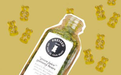Introducing the gummy bear 'green juice cleanse'