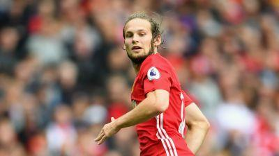Man Utd star Daley Blind suffers social media fail