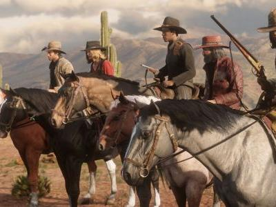 Red Dead Online Beta update brings new gear, challenges, modes, emotes and more