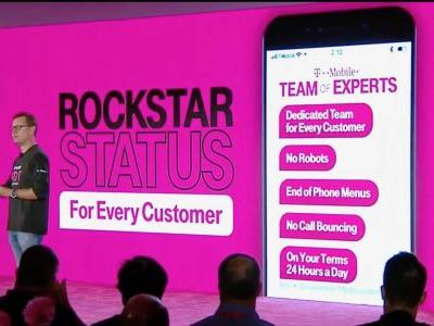 T-Mobile customer service ditches robots and call transfers as 'Team of Experts' offers dedicated 24/hr. support