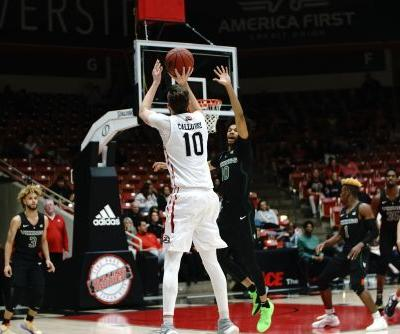 Woods scores 19 to lead Portland St. over S. Utah 78-69