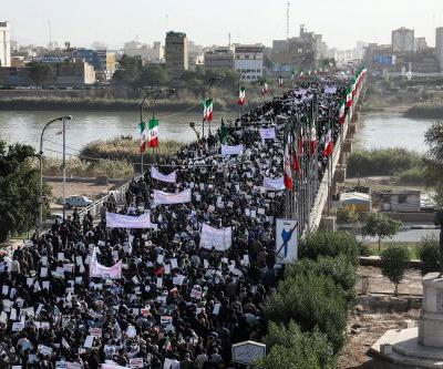 Iran blames protests on CIA official; US denies any role