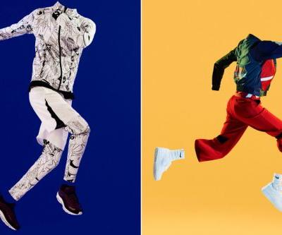 Nike Sportswear's Summer 2018 Apparel Boasts Colorful Prints & Patterns