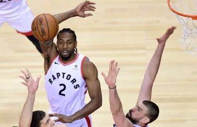 Raptors' Leonard tired after double OT win, but 'he'll be ready' for Game 4