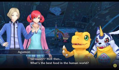 Digimon Story Cyber Sleuth: Hacker's Memory Announces Two More Characters, New Gameplay System
