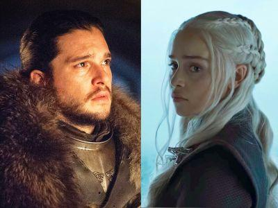 Jon Snow finally said Daenerys' name for the first time - and 'Game of Thrones' fans are swooning