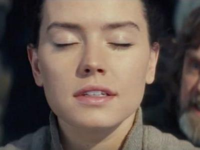 Watch the New Star Wars: The Last Jedi Extended TV Spot