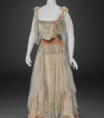 Evening Dress Girolamo Giuseffi c.1915Indianapolis Museum of