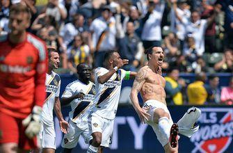 'I heard, 'We want Zlatan,' and I gave them Zlatan': Ibrahimovic on his two-goal Galaxy debut