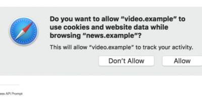 Apple got even tougher on ad trackers at WWDC