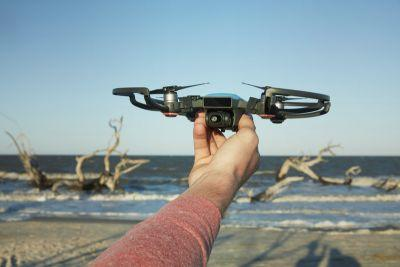 DJI Reveals $500 Miniature-Sized Personal Drone 'DJI Spark' With Gesture Controls