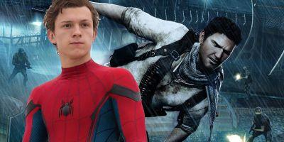 Uncharted Casts Spider-Man's Tom Holland as Young Nathan Drake