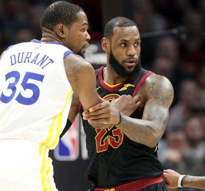 Cleveland Cavaliers to face Golden State Warriors in NBA Finals for fourth straight season