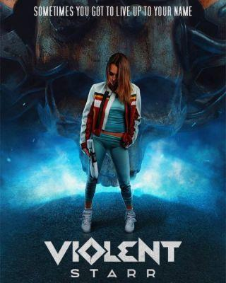 Violent Starr Movie Poster