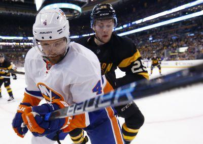 Islanders move closer to cleaning house