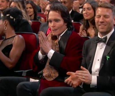 Donald Glover's Whiteface Character Teddy Perkins Sat in the Emmys Front Row