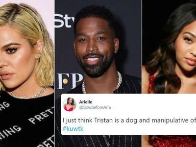 These Tweets About The Tristan & Jordyn Episode Of 'KUWTK' Are Filled With More Questions