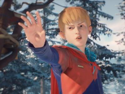 Life Is Strange Teaser Captain Spirit Saves The Day Earlier Than Expected